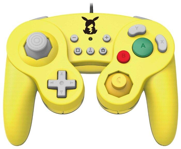 HORI Геймпад HORI Battle Pad Pikachu