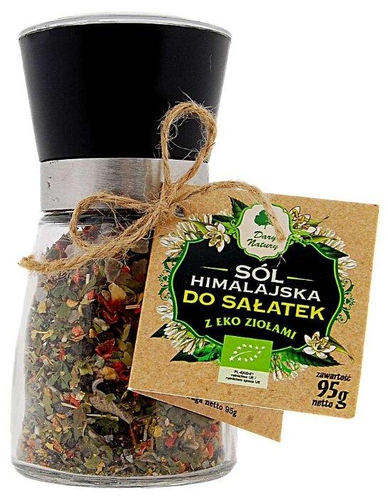 Dary Natury Соль Гималайская ECO для салатов, 95 г