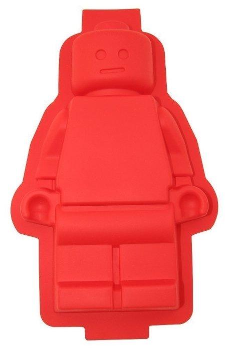 Форма для кексов FidgetGo Lego