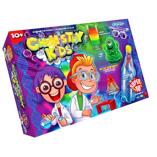 Купить Набор Danko Toys Chemistry Kids Магические эксперименты Набор 1, Наборы для исследований