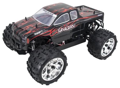 Монстр-трак HSP Savagery TOP (94062TOP-86297) 1:8 51 см