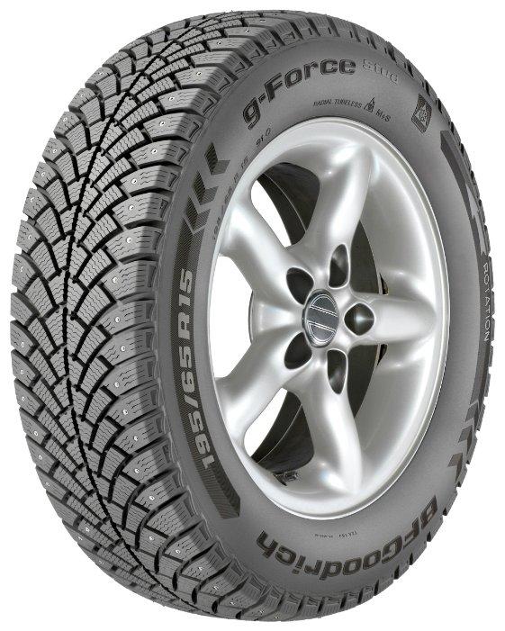 Автомобильная шина BFGoodrich g-Force Stud 185/65 R15 88Q зимняя шипованная — купить по выгодной цене на Яндекс.Маркете