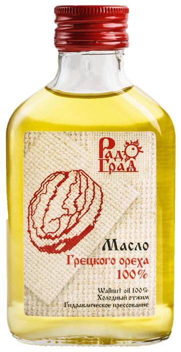 РадоГрад Масло грецкого ореха