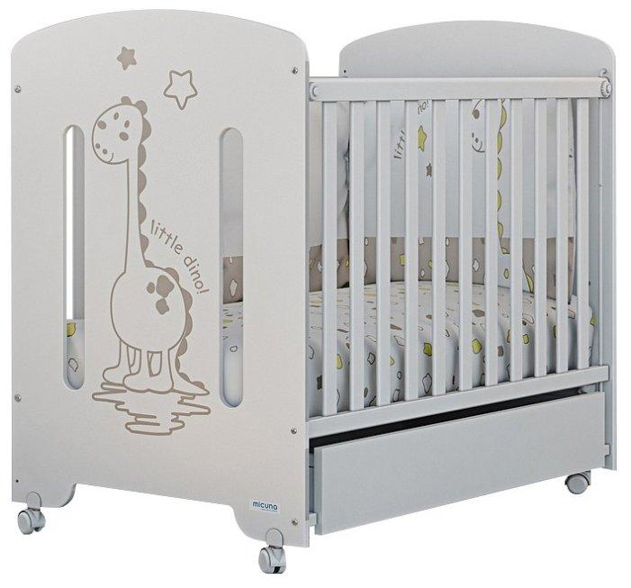 Кроватка Micuna Dinus