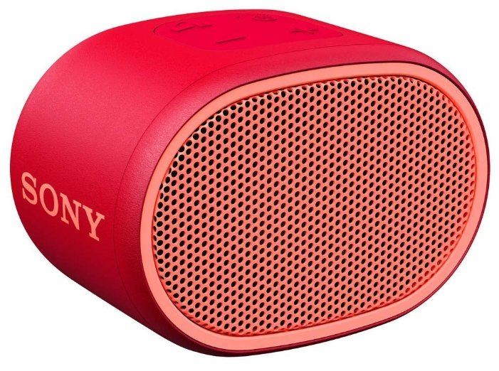 Портативная акустика Sony SRS-XB01 красный - Характеристики - Яндекс.Маркет (бывший Беру)