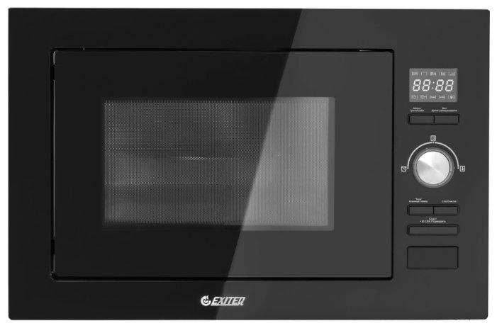 Микроволновая печь встраиваемая EXITEQ EXM 107 black