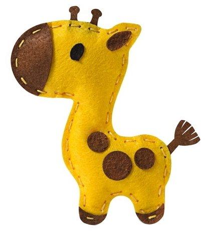 Feltrica Набор для изготовления мягкая игрушка Жираф (4627130656608)