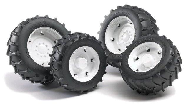 Колеса Bruder для системы сдвоенных колёс к тракторам серии 2000