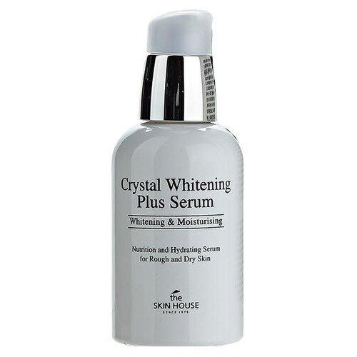 The Skin House Crystal Whitening Plus Serum Сыворотка для лица, 50 мл the skin house зеленая глиняная маска для сужения пор pore tightening clay pack 100 мл