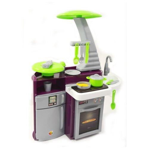 Кухня Coloma Y Pastor Laura 49711/56313 зеленый/серый/фиолетовый велосипед с родительским контролем coloma y pastor дидактик 3 46406 pls