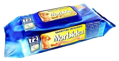 Влажные салфетки Morbidea для детей