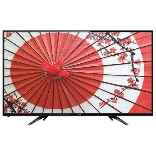 Фото - Телевизор AKAI LES-40D87M 39.5 (2018) черный телевизор akai les 43v90м 43 2019 черный