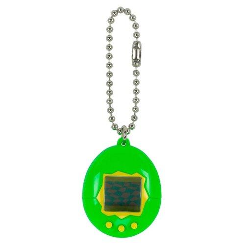 Тамагочи Bandai Chibi Tamagotchi зеленый/желтый