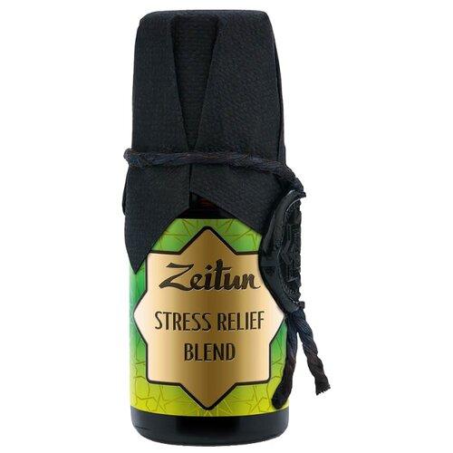 Zeitun смесь эфирных масел №3 антистрессовая 10 млЭфирные масла<br>