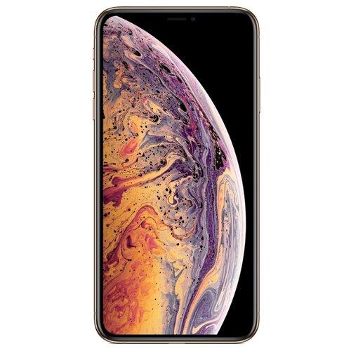 Смартфон Apple iPhone Xs Max 64GB золотой (MT522RU/A)