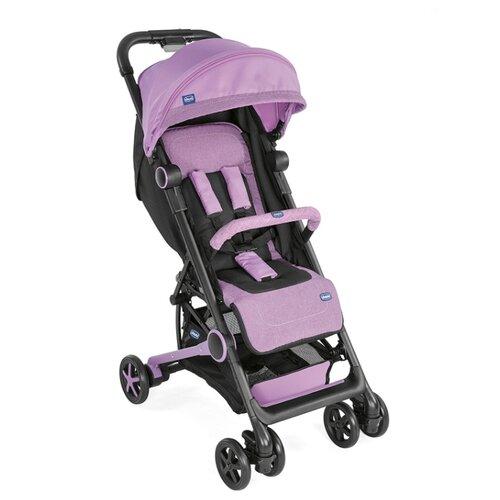 Прогулочная коляска Chicco Miinimo2, lilla прогулочная коляска chicco trolleyme lollipop