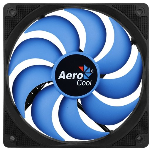 AeroCool Система охлаждения для корпуса AeroCool Motion 12 Plus
