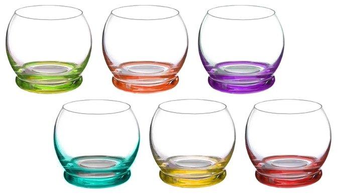 Bohemia Crystal Набор стаканов для виски Crazy