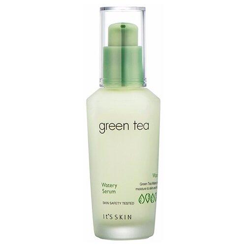 It'S SKIN Green Tea Watery Serum Сыворотка для лица для жирной и комбинированной кожи, 40 мл недорого
