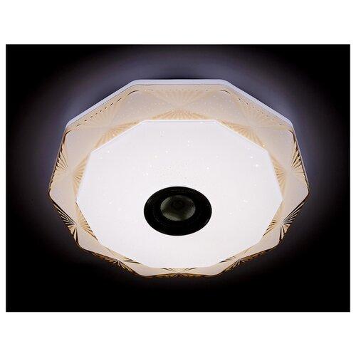 Светильник светодиодный Ambrella light F771 CF 72W D510 ORBITAL DANCE, LED, 72 Вт iproled 72w dia 63cm switch control cct dimmable 6pcs clouds design led ceiling light