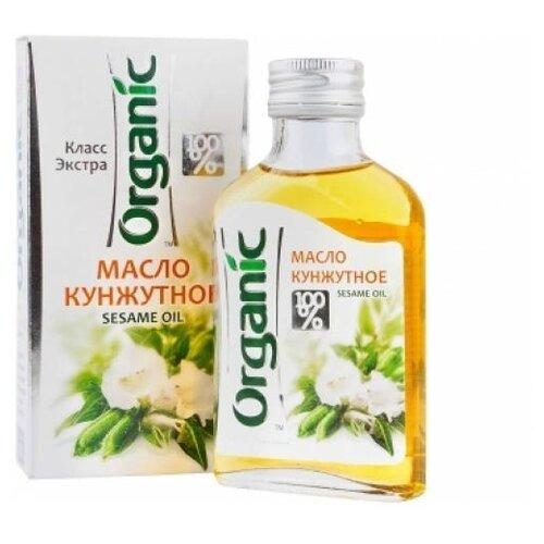 Organic Altay масло кунжутное, 0.1 л без брэнда масло кунжутное organic life