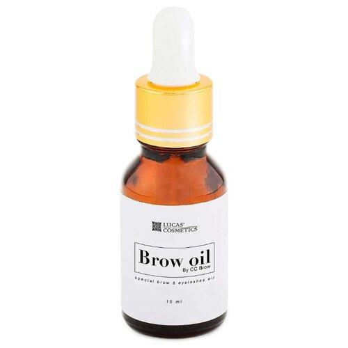 CC Brow Масло для бровей и ресниц Brow Oil cc brow масло для бровей и ресниц brow oil