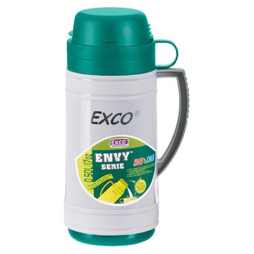 Классический термос Hangzhou EXCO Industrial EN050, 0.5 л зеленый