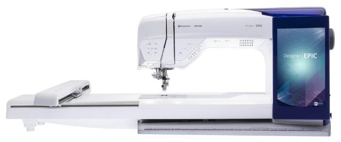 Швейная машина Husqvarna Designer EPIC