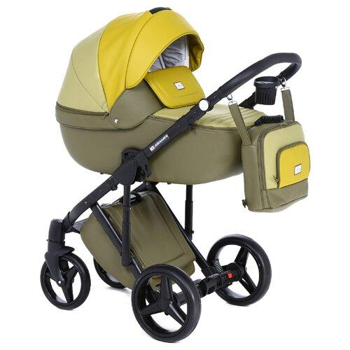 Купить Универсальная коляска Adamex Luciano Deluxe (2 в 1) Q-278, Коляски