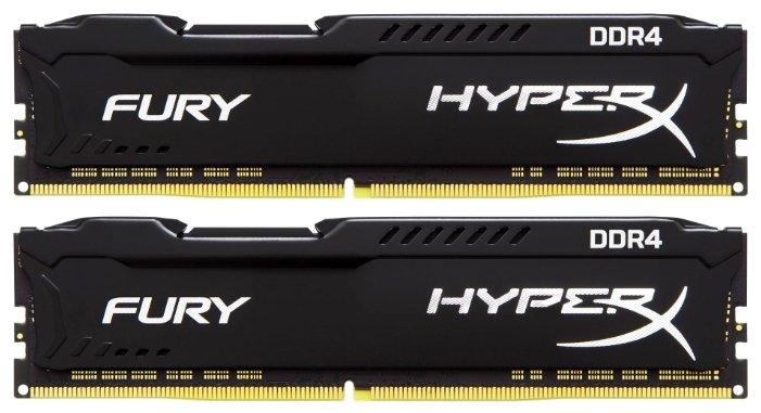 HyperX Оперативная память HyperX HX432C18FB2K2/16