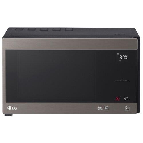 Микроволновая печь LG MS-2596CIT микроволновая печь lg mh6342bb черный