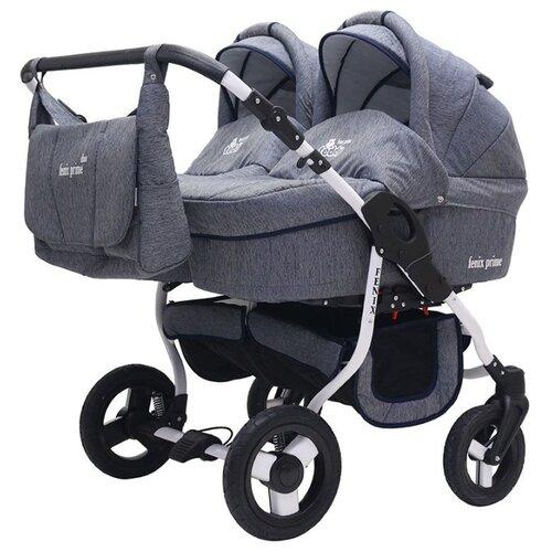Купить Универсальная коляска Teddy Fenix Duo Prime (2 в 1) 01, Коляски