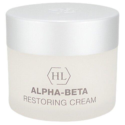 Holy Land Alpha-Beta With Retinol Restoring Cream Восстанавливающий крем с ретинолом для лица, шеи и области декольте, 50 мл alpha complex active cream holy land