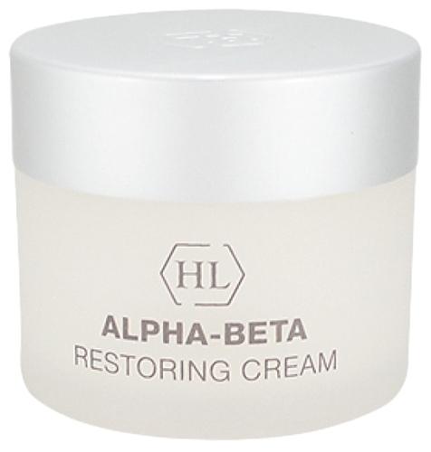 Характеристики модели Holy Land Alpha-Beta With Retinol Restoring Cream Восстанавливающий крем с ретинолом для лица, шеи и области декольте на Яндекс.Маркете