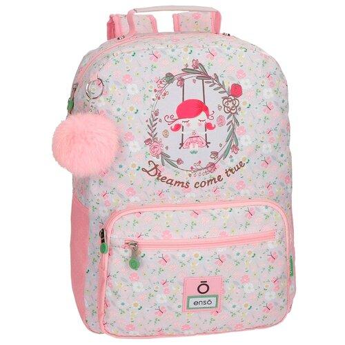 Enso Рюкзак Dreams (9012361) белый/розовыйРюкзаки, ранцы<br>