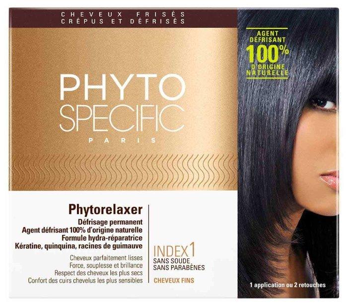 PHYTO Phytorelaxer Index 1 Набор средств для ухода за волосами и кожей головы