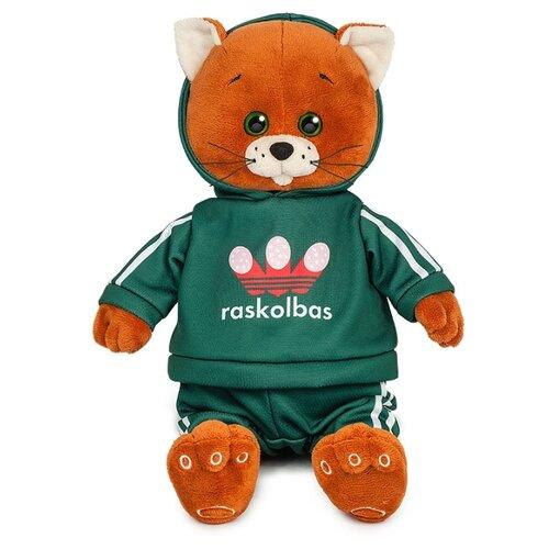 Купить Мягкая игрушка Maxitoys Колбаскин Спортсмен 25 см, Мягкие игрушки