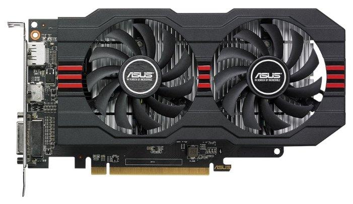 ASUS Видеокарта ASUS Radeon RX 560 1149Mhz PCI-E 3.0 4096Mb 6000Mhz 128 bit DVI HDMI HDCP EVO