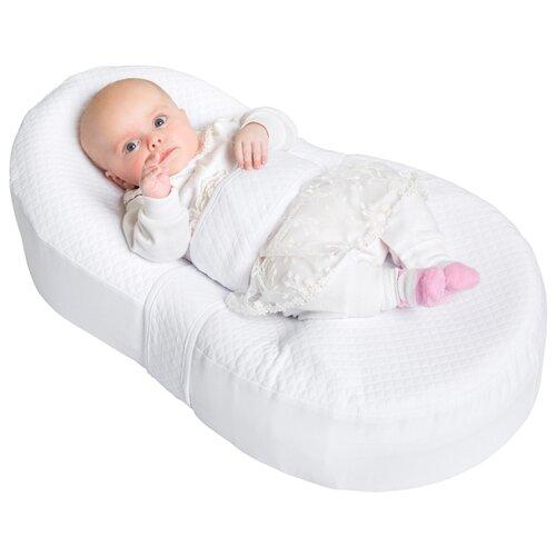 Фото - Матрас кокон Dolce Bambino COCON 41x70 белый одеяло конверт dolce bambino dolce blanket для новорожденных белый av71204