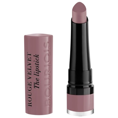 Bourjois Помада для губ Rouge Velvet The Lipstick, оттенок 18 Mauve-martre