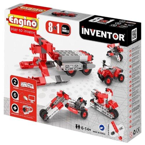 цена на Конструктор ENGINO Inventor (Pico Builds) 0832 Мотоциклы