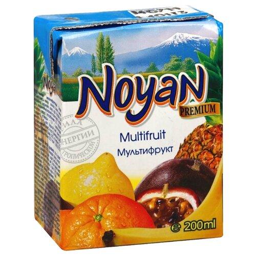 цена на Нектар Noyan Мультифрукт, 0.2 л