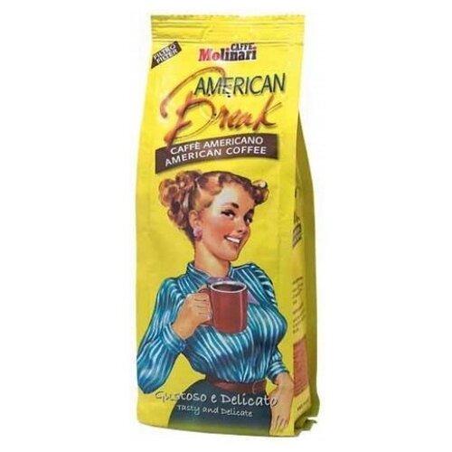 Кофе молотый Molinari American Break, 250 г фото