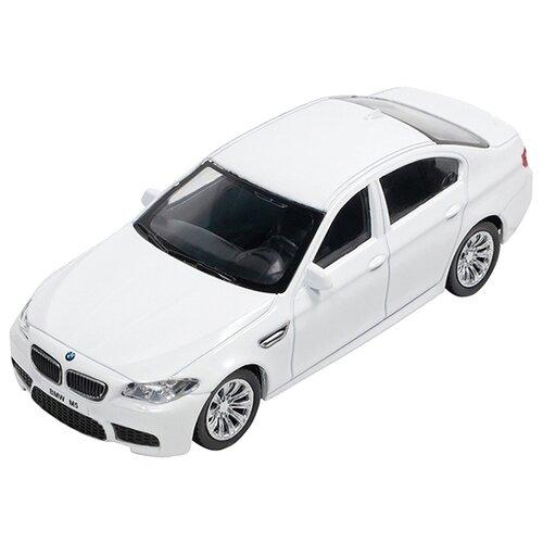Купить Легковой автомобиль RMZ City BMW M5 (444003) 1:43 10.1 см белый, Машинки и техника