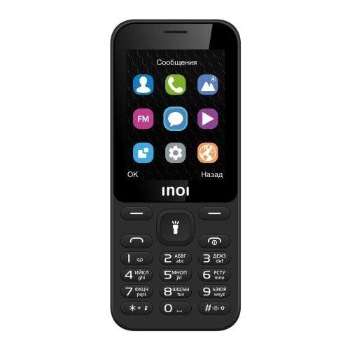 Телефон INOI 239 черный телефон