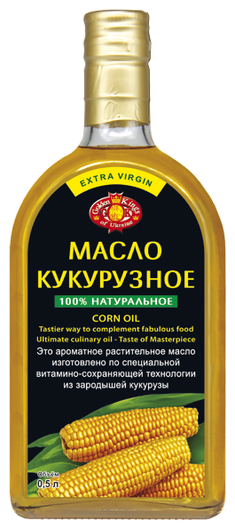 Golden Kings of Ukraine Масло кукурузное