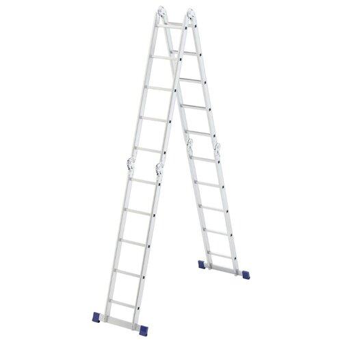 Лестница трансформер 4-секционная Сибртех 97883