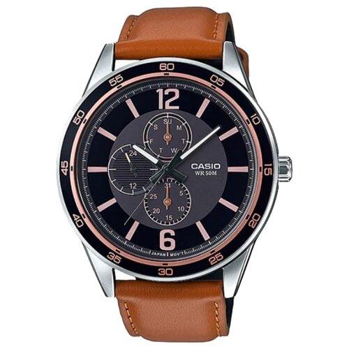 Наручные часы CASIO MTP-E319L-1B наручные часы casio mtp v002g 1b