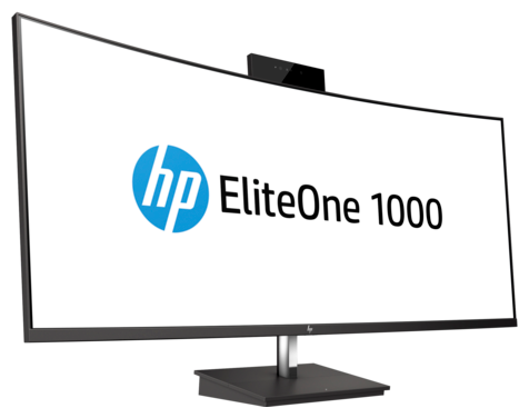 Моноблок HP EliteOne 1000 G2 (4PD93EA) black