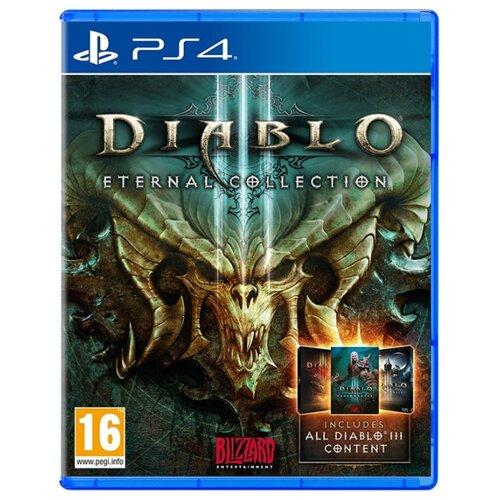 Игра для PlayStation 4 Diablo III: Eternal Collection